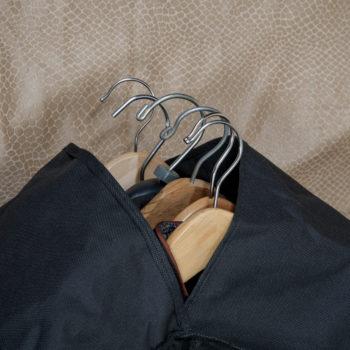 para transportar varias prendas